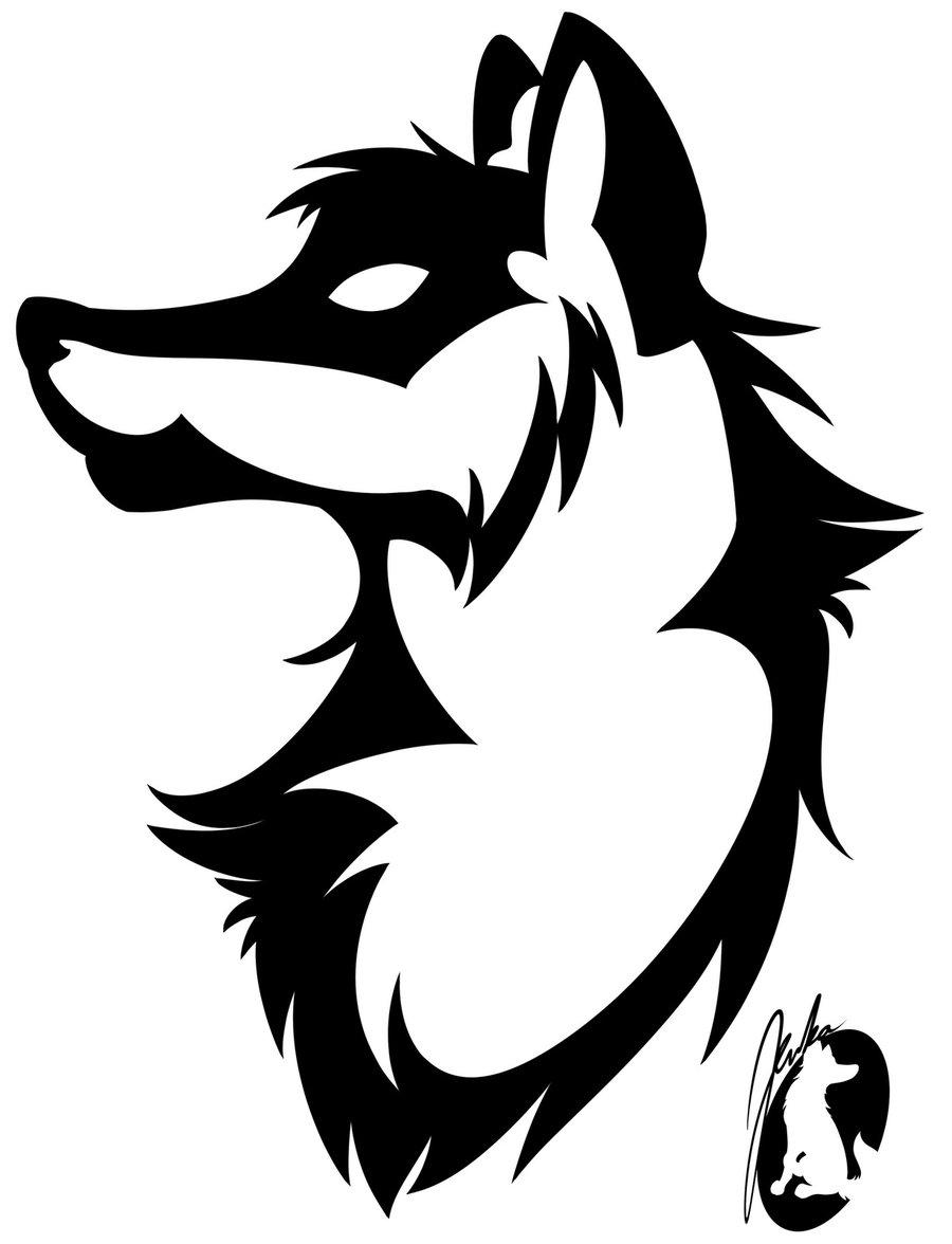 Тату картинки волк