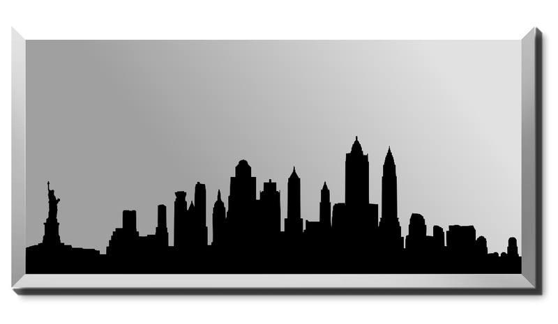 Free New York Skyline Silhouette Download Free Clip Art