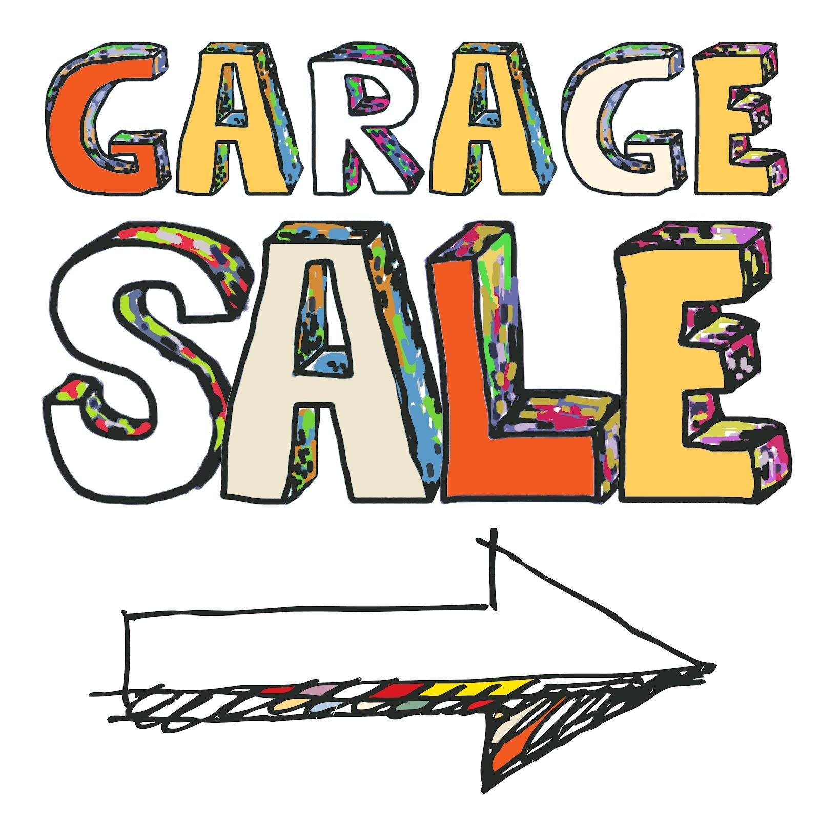 Garage Sale Clip Art