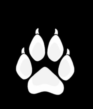 free white paw print download free clip art free clip