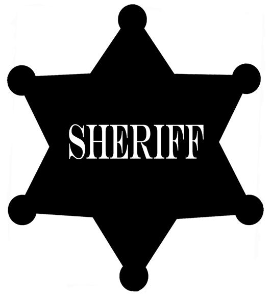 Free Sheriff Star Download Free Clip Art Free Clip Art
