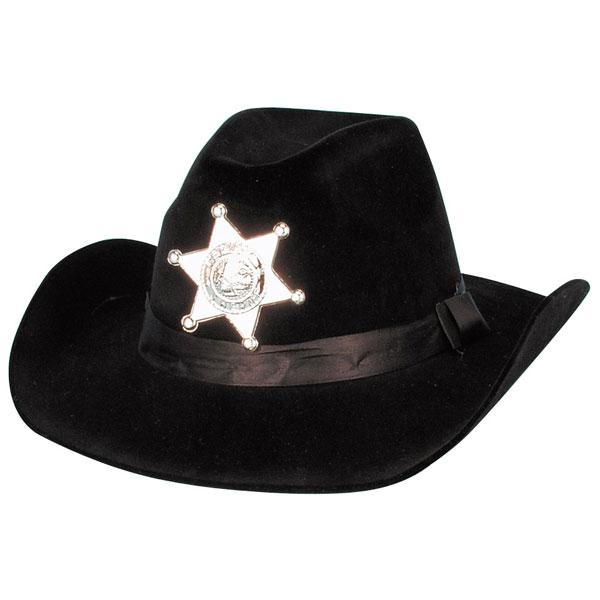 Sheriff Cowboy Hat Bands Tour