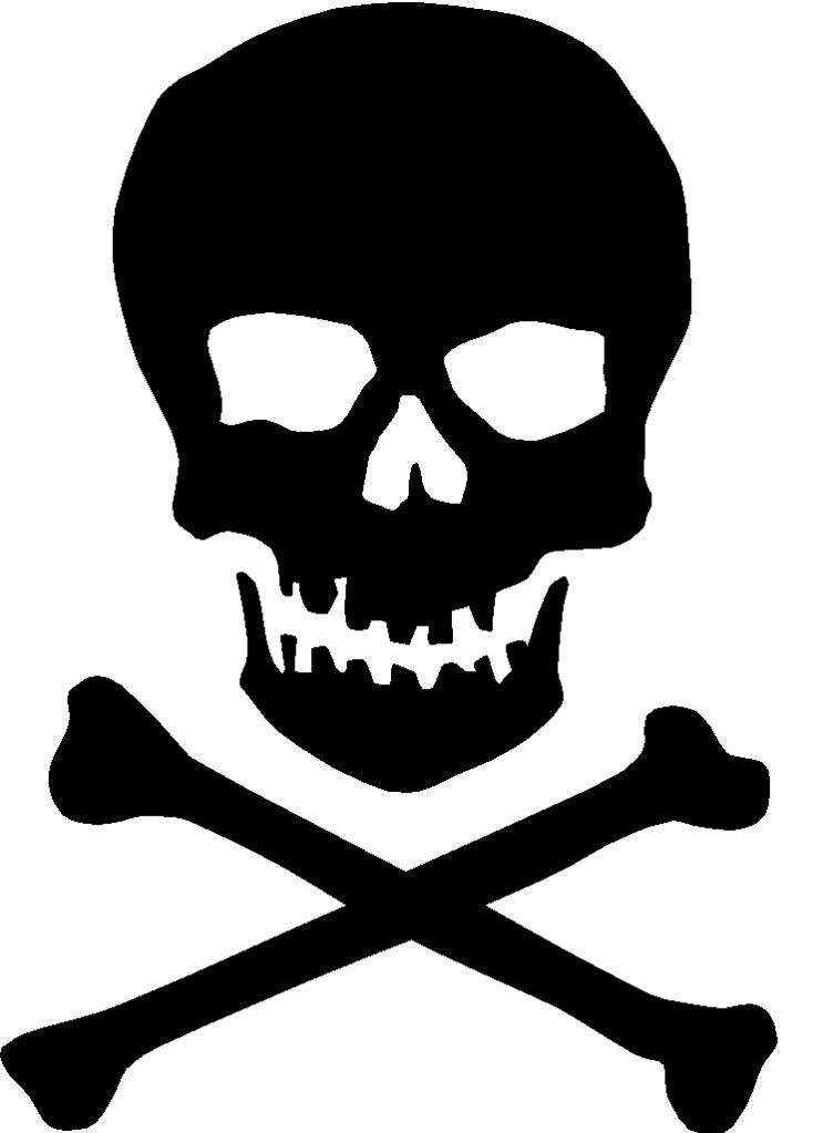 skull and bones | free download clip art | free clip art | on
