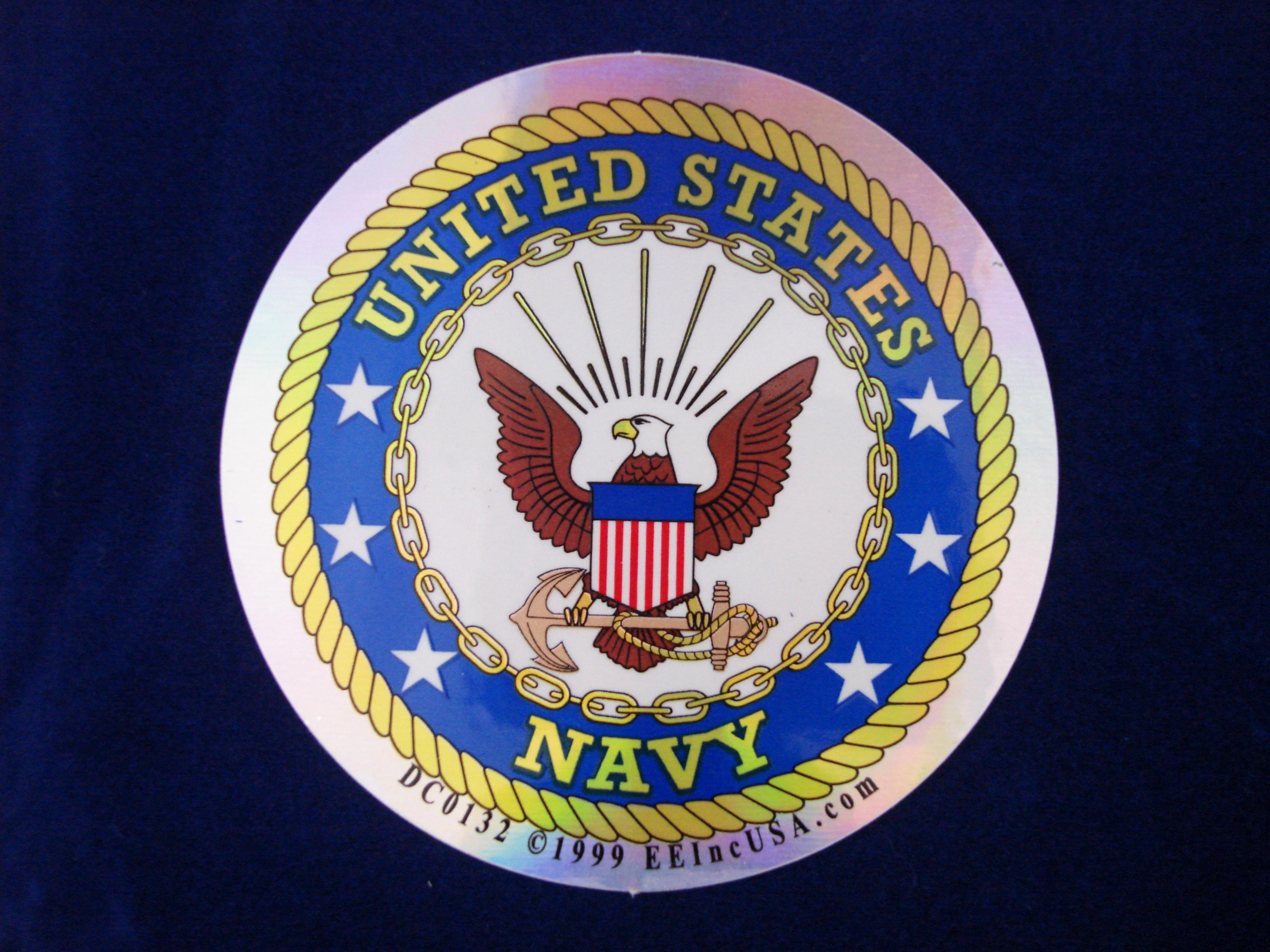 Free Us Navy Logo, Dow...