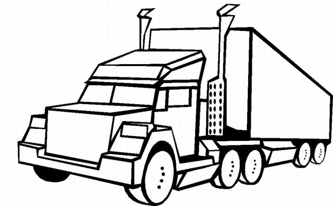 Free Cartoon Trucks Download Free