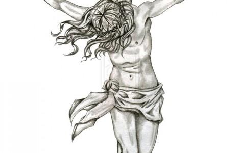 Free Jesus Drawing, Download Free Clip Art, Free Clip Art ...