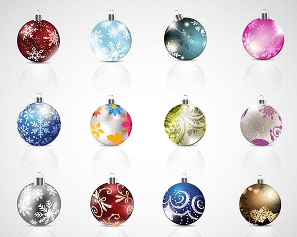 35 High Quality Free Christmas Vector Graphics