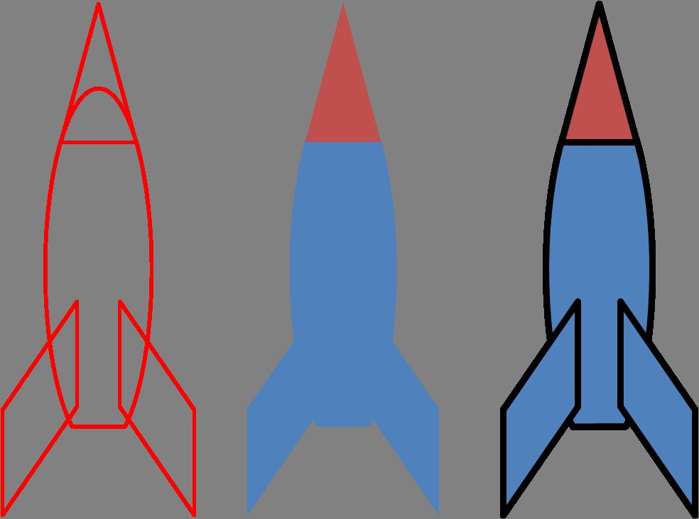 Free Cartoon Rocket Ship, Download Free Clip Art, Free