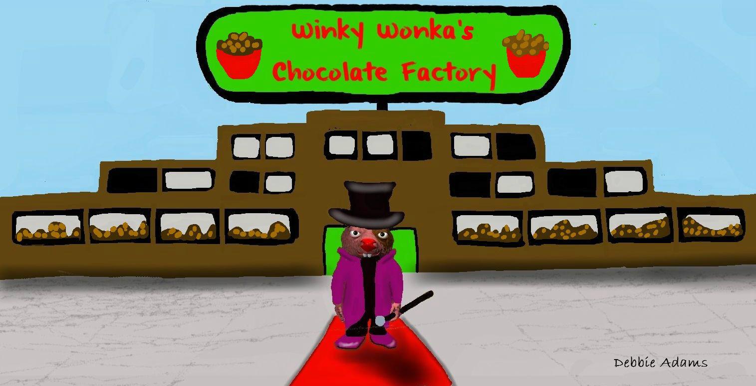 Winky Wonka And His Chocolate Factory Adamsart