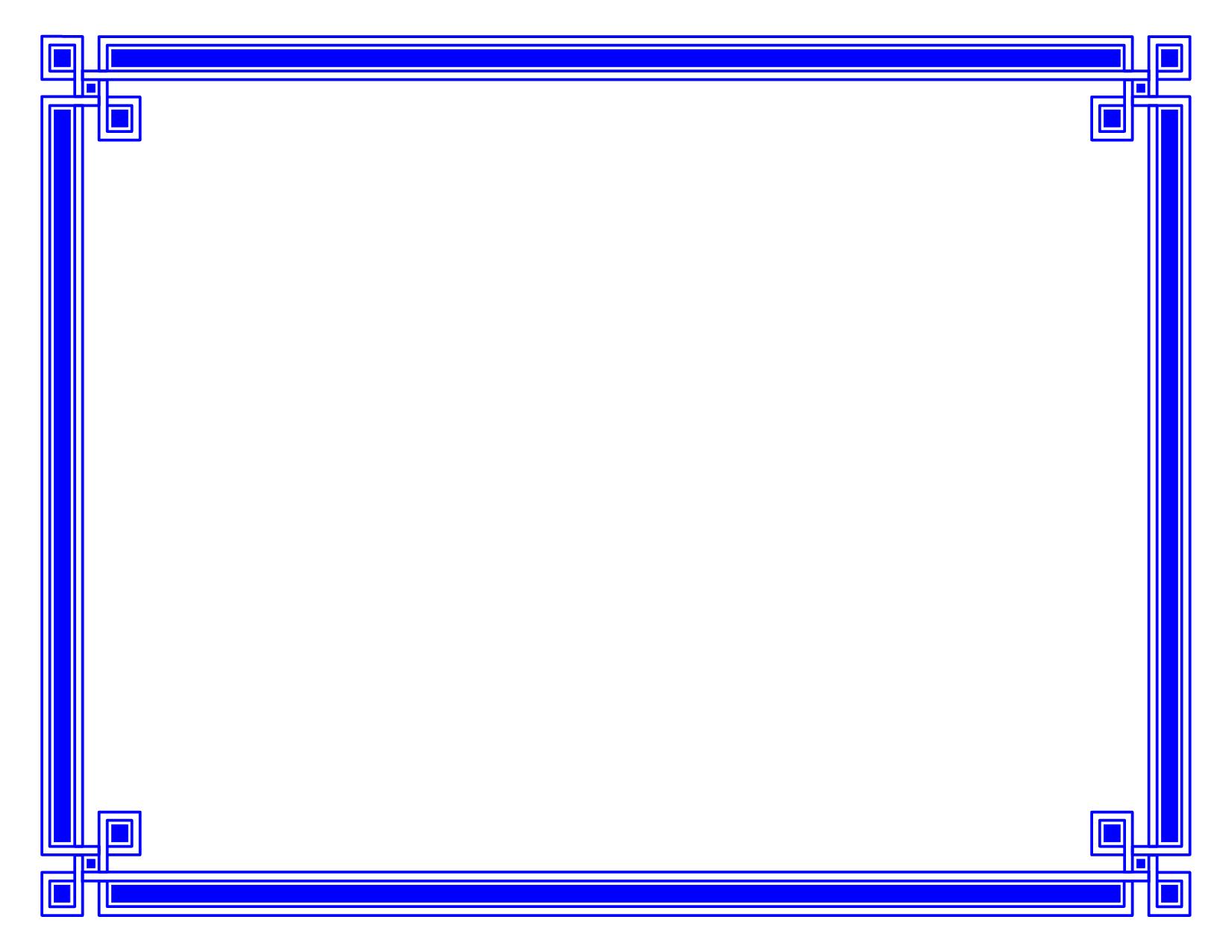 Free Free Simple Border Design, Download Free Clip Art ...