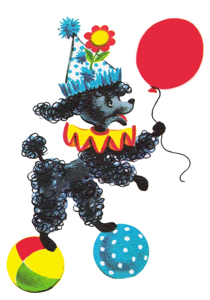free clipart images poodle
