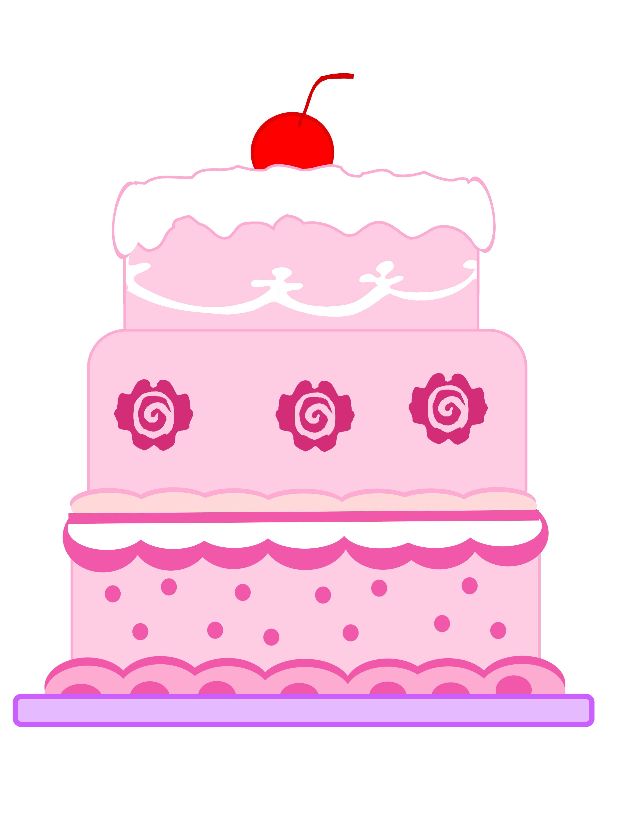 Cake Cartoon Images