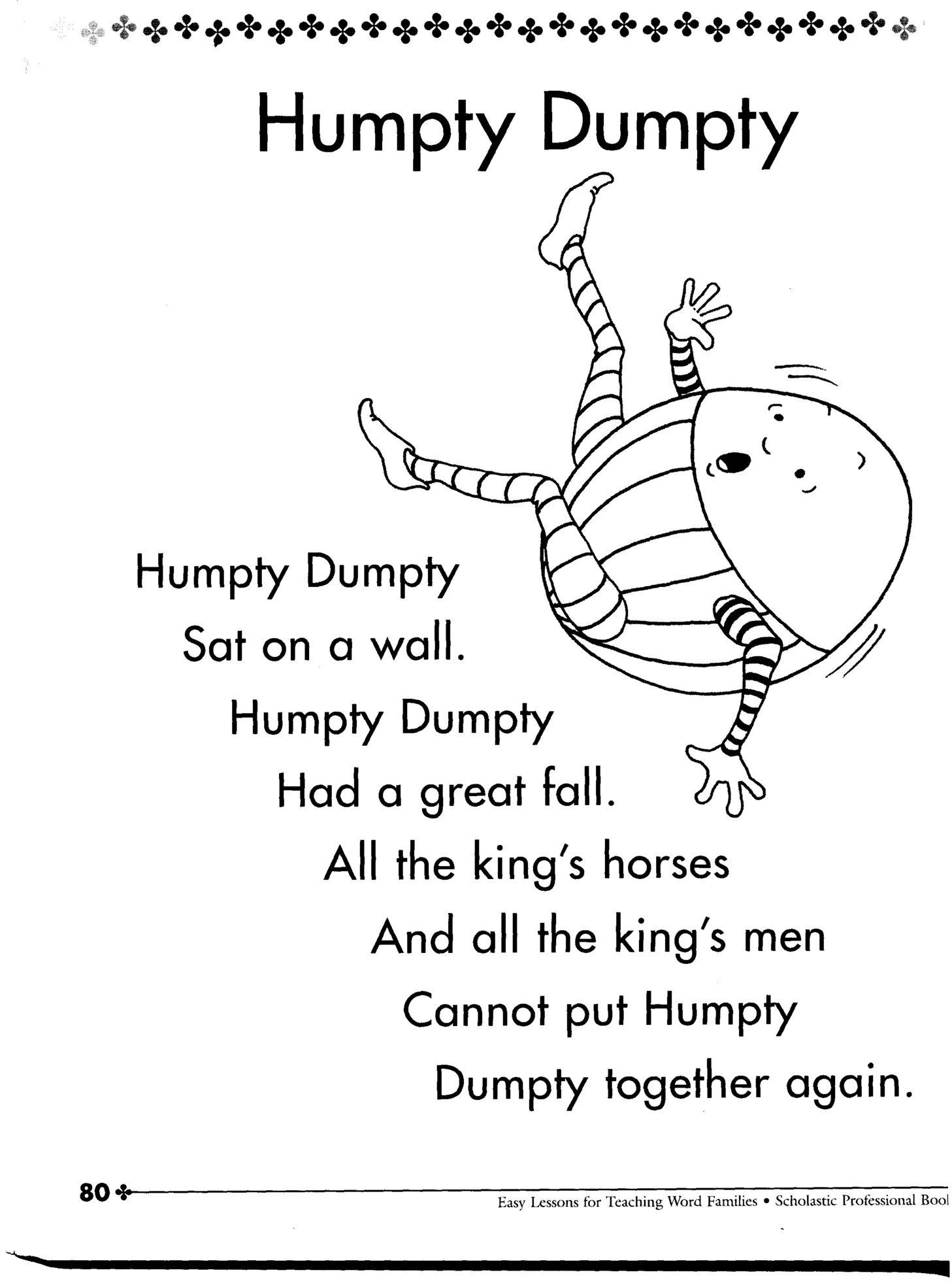 Free Humpty Dumpty Download Free Clip Art Free Clip Art
