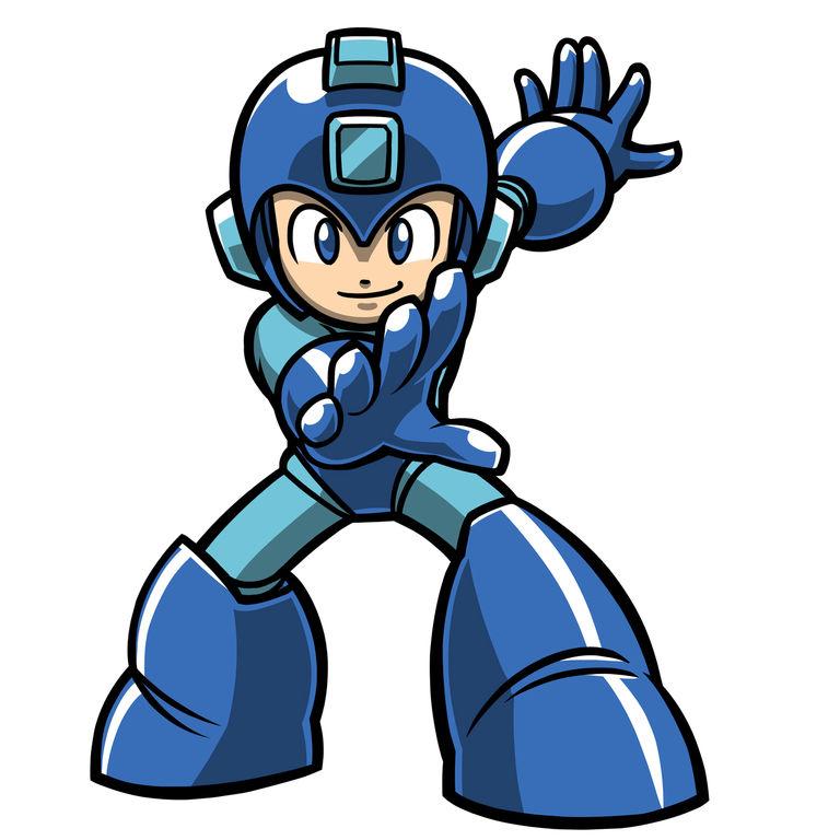 Mmkb The Mega Man Knowledge Base: Free Cartoon Spray Paint Can, Download Free Clip Art, Free