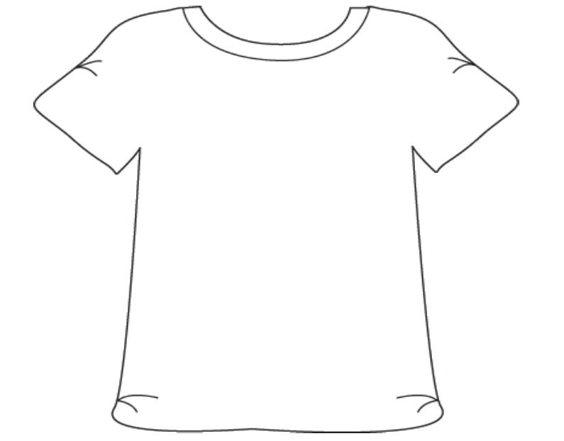 It is a picture of Gargantuan T Shirt Pattern Printable