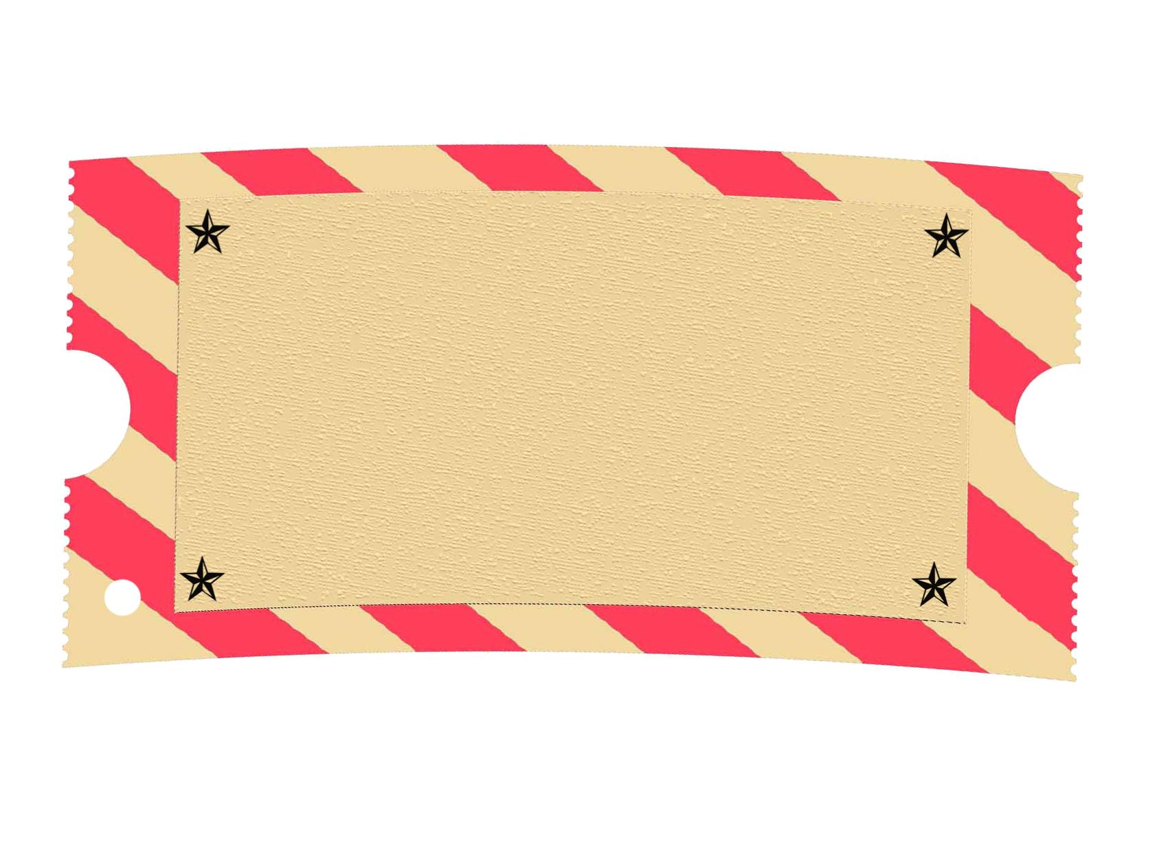 Free Ticket Borders, Download Free Clip Art, Free Clip Art ...