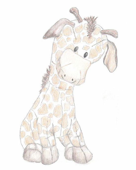 Cute Animal Drawings In Pencil Gallery