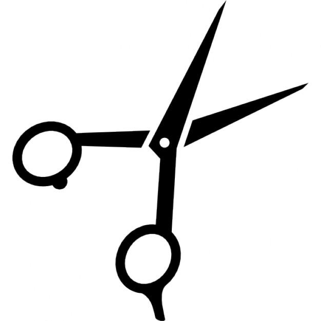 Hair Cutting Scissors Vector 24