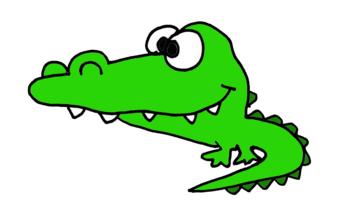 Free Cartoon Gator, Download Free Clip Art, Free Clip Art ...