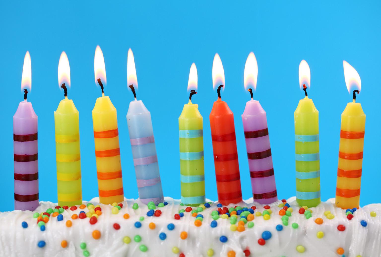 Birthday Candles 5 2 Jpg