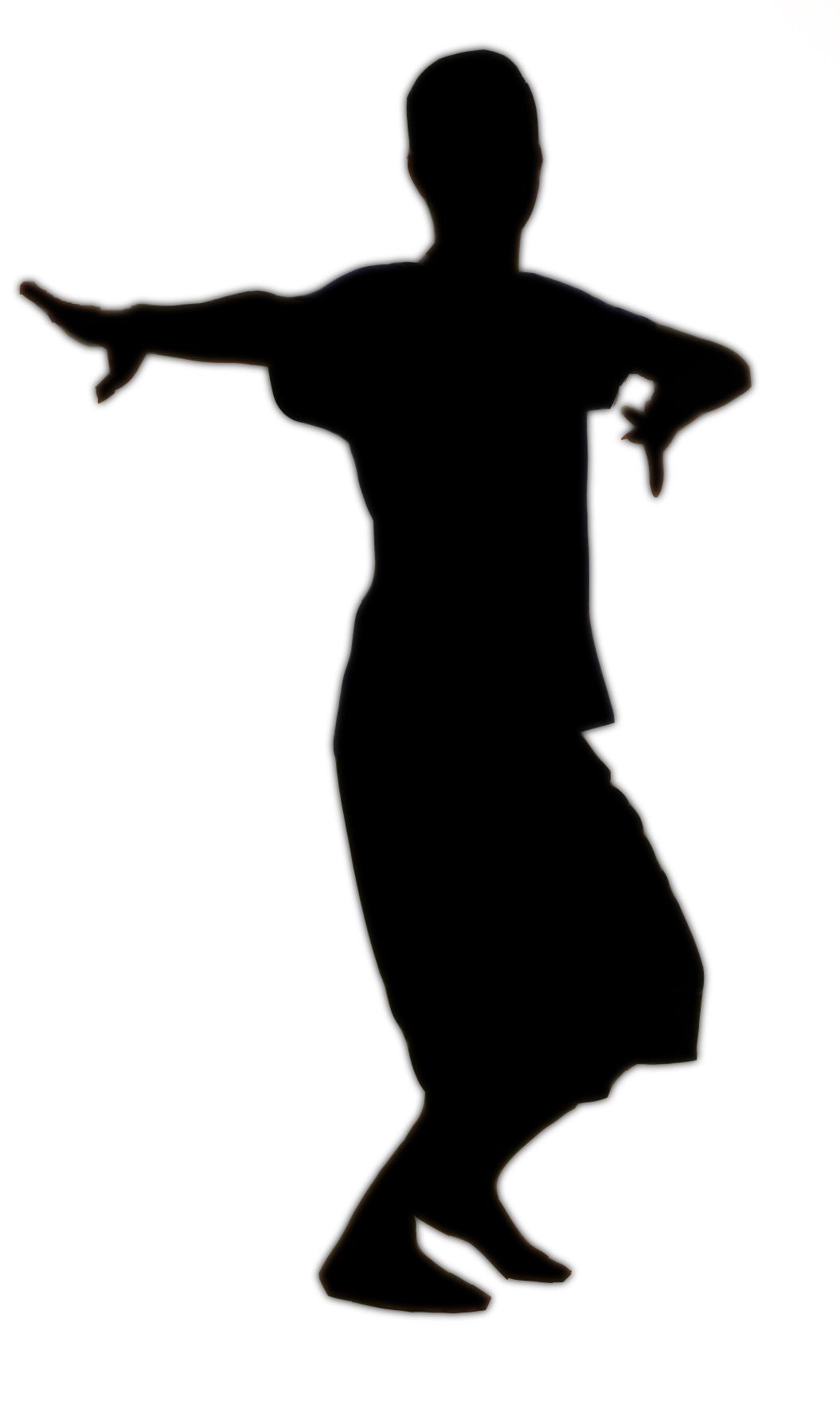 Free Street Dance Silhouette Download Free Clip Art Free