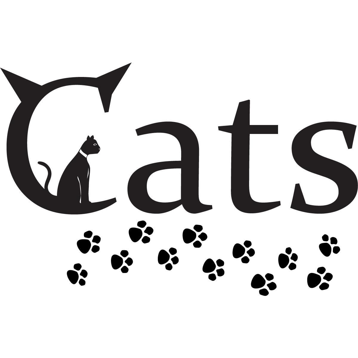 Free Cat Paw Prints Download Free Clip Art Free Clip Art On
