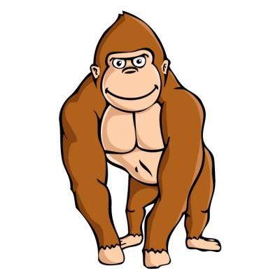 images gorilla | free download clip art | free clip art | on