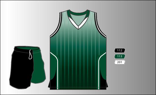 Free Basketball Jersey Design
