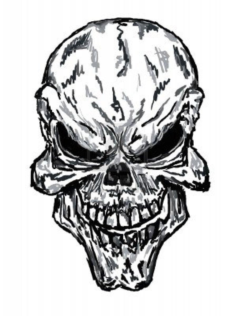 Desenhos De Caveiras Para Tattoo Page 30 Clip Art Library