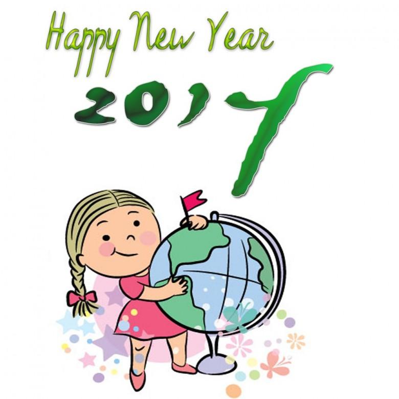 Happy New Year Kartun 43