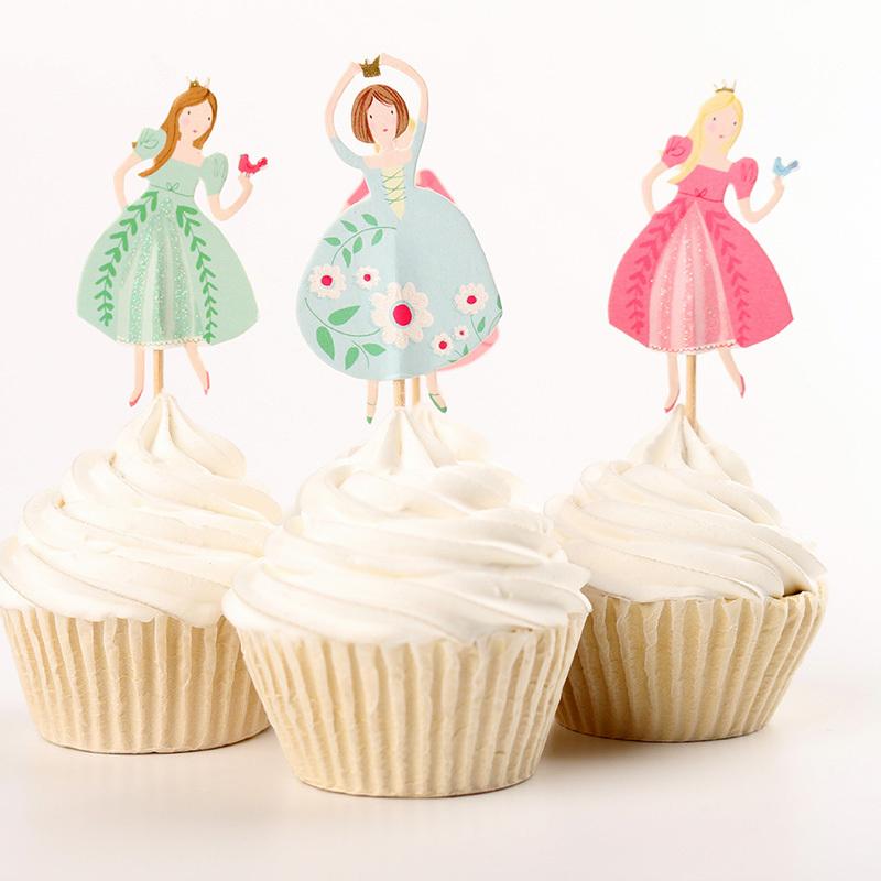 Online Buy Grosir Dekorasi Cake Princess From China