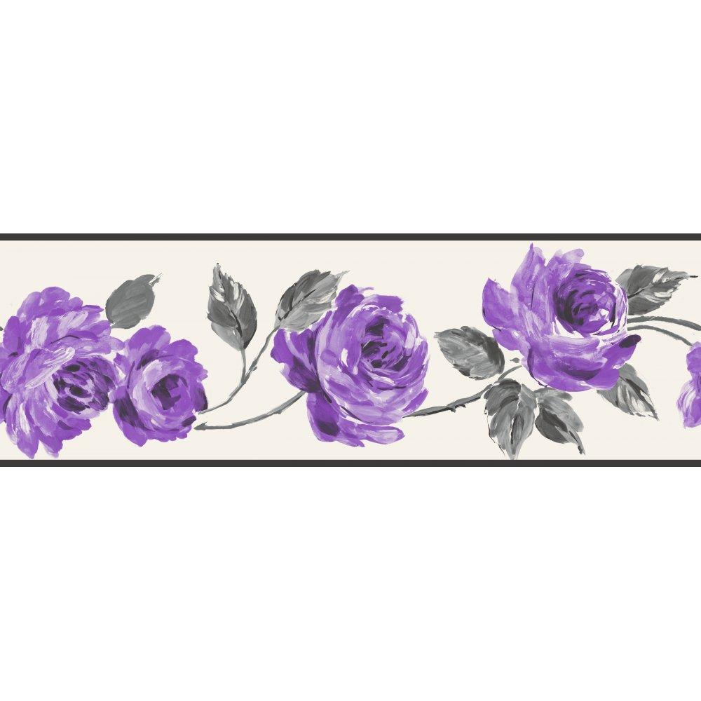 Purple Wallpaper Borders 2015 Grasscloth Wallpaper Clip Art