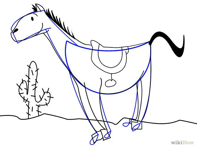 how to draw cartoon libary