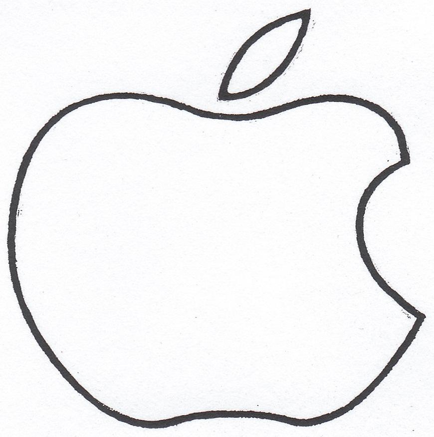 apple logo white apple logo  u2013 logo database