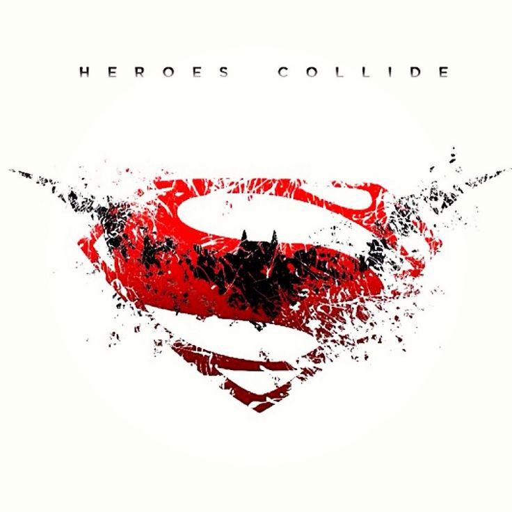 Free Batman Vs Superman Logo Clip Art