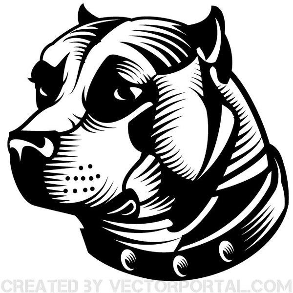 Free Pitbull Logos Design Free Download Free Clip Art