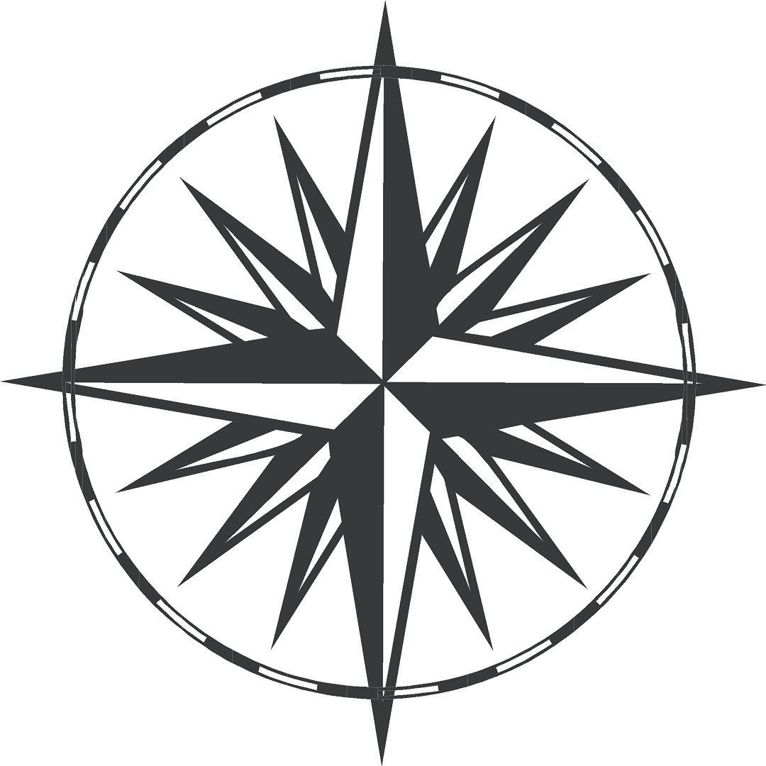 Картинка воровская звезда роза ветров