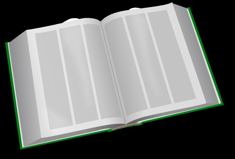 Book Vector File