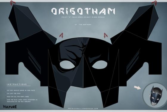 Fashion And Action Dkr Batman Catwoman Bane Origotham Diy