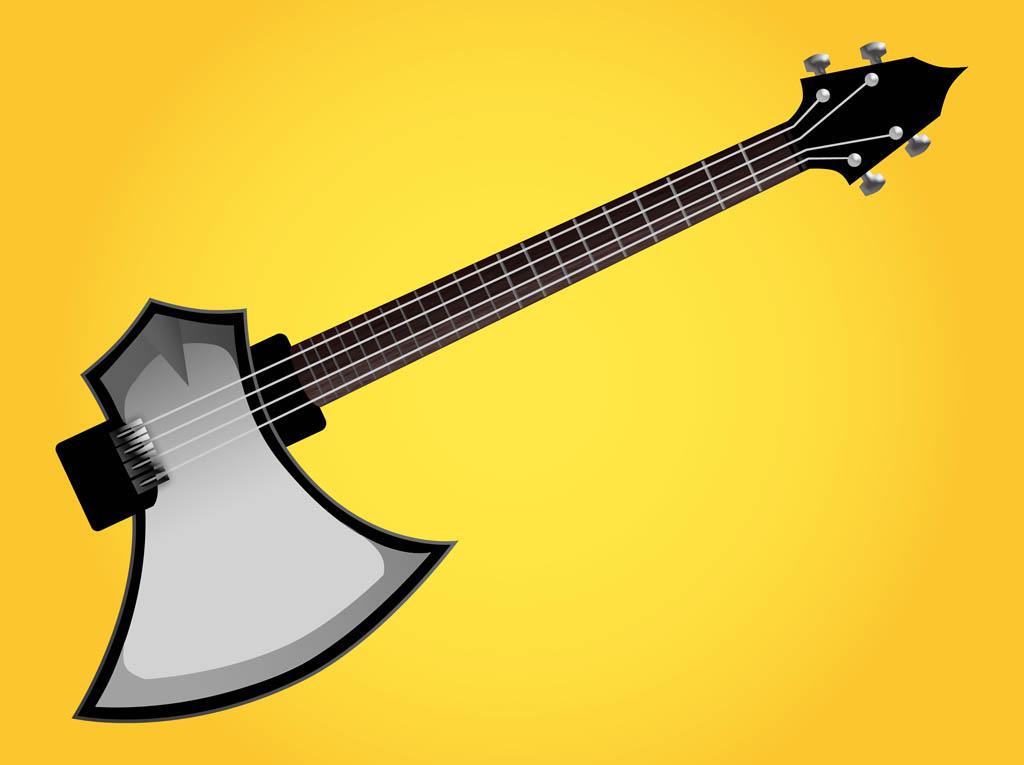 Free Electric Guitar Art Download