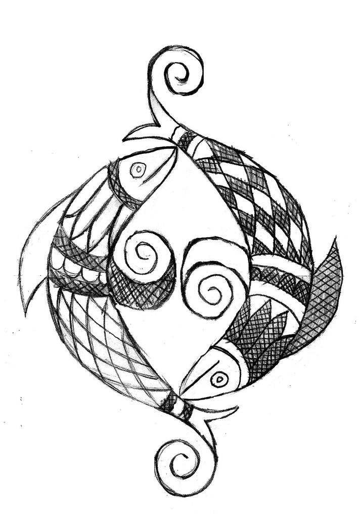 Free Fish Line Art Download Free Clip Art Free Clip Art