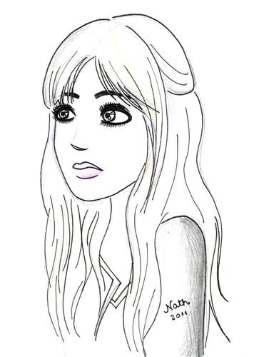 Cartoon People Drawings Gallery