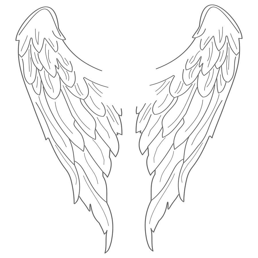 28 Angel Drawings Free Drawings Download: Free Drawings Of Angel Wings, Download Free Clip Art, Free