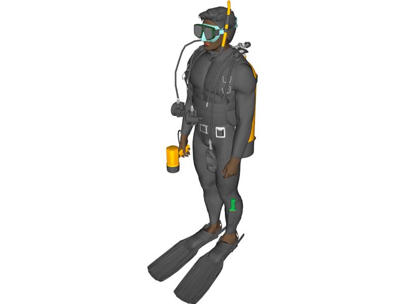 free cartoon scuba diver pictures download free clip art