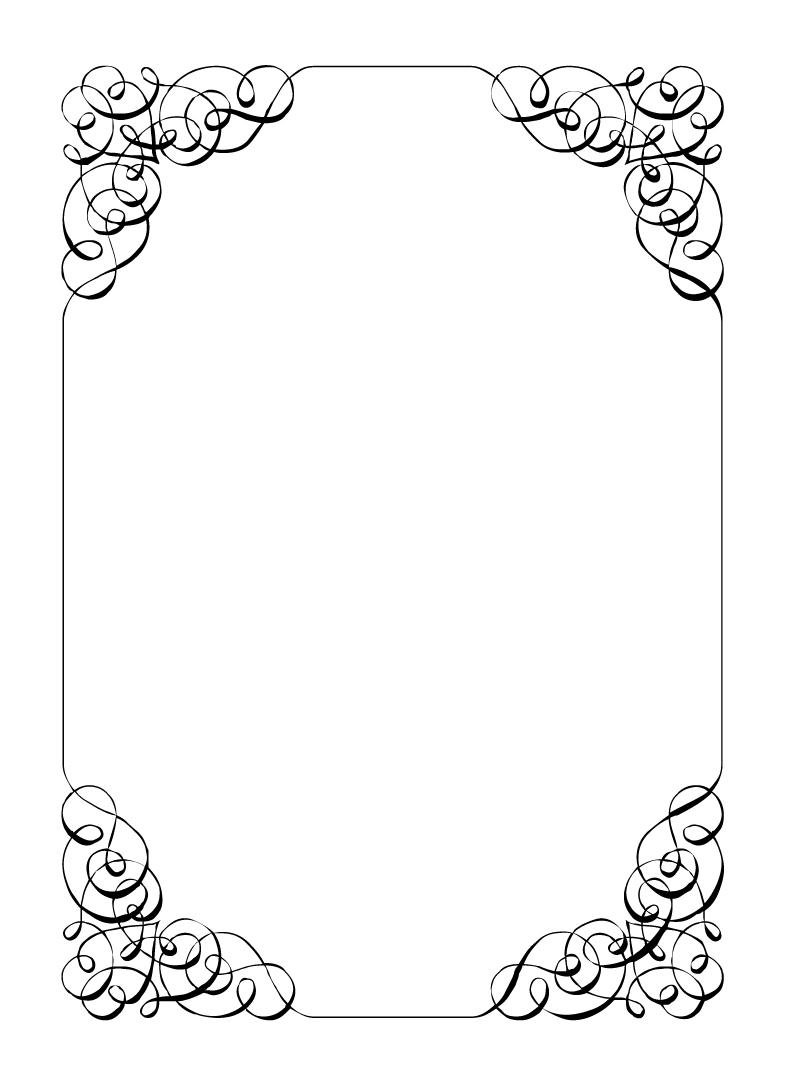 free free printable border designs for paper black and sombrero clip art white sombrero clip art free download