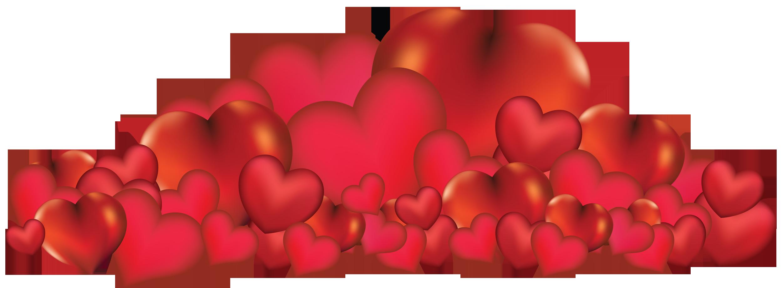 более картинки сердечки самые красивые на прозрачном фоне обоями