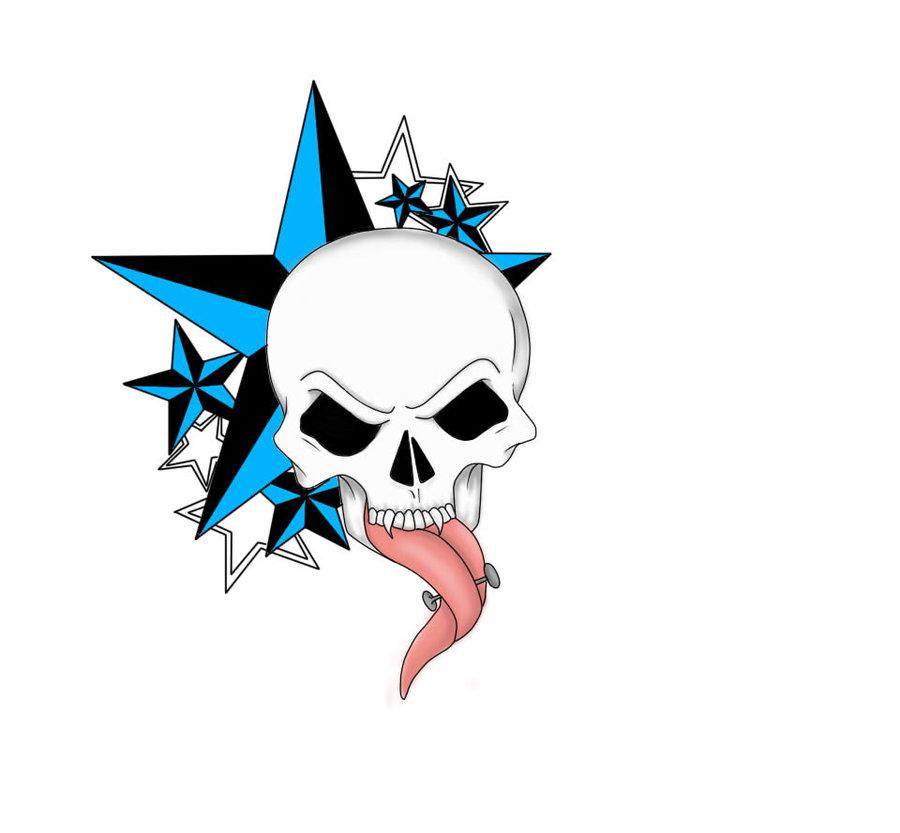 Free Simple Skull Tattoos Designs Download Free Clip Art