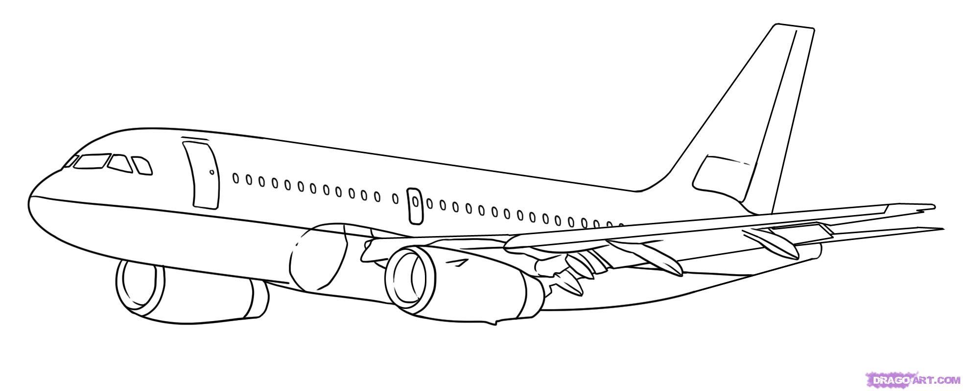 Free Aeroplane Drawing For Kids, Download Free Clip Art ...