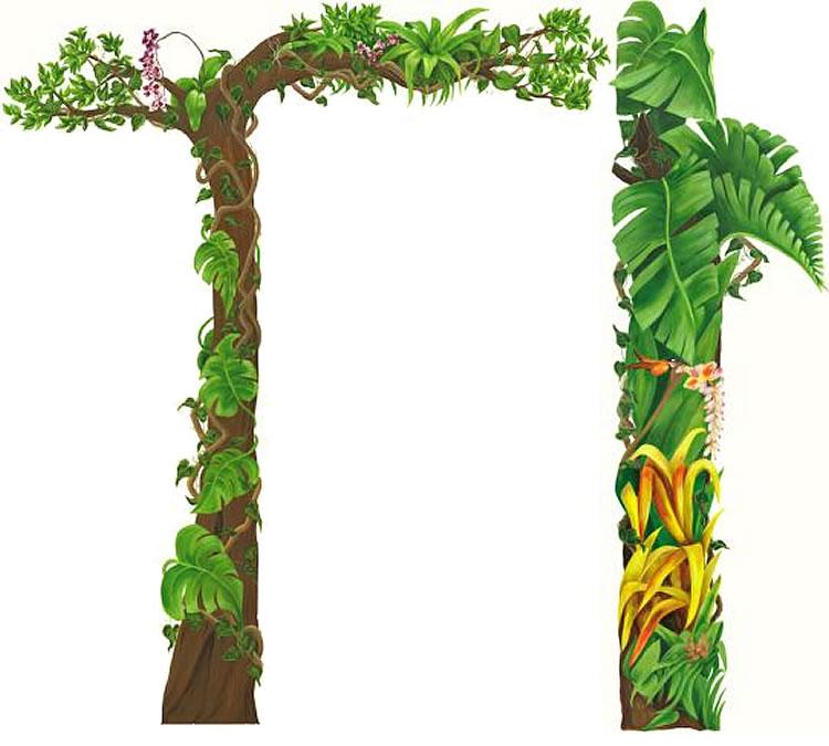 Free Free Jungle Animal Clipart