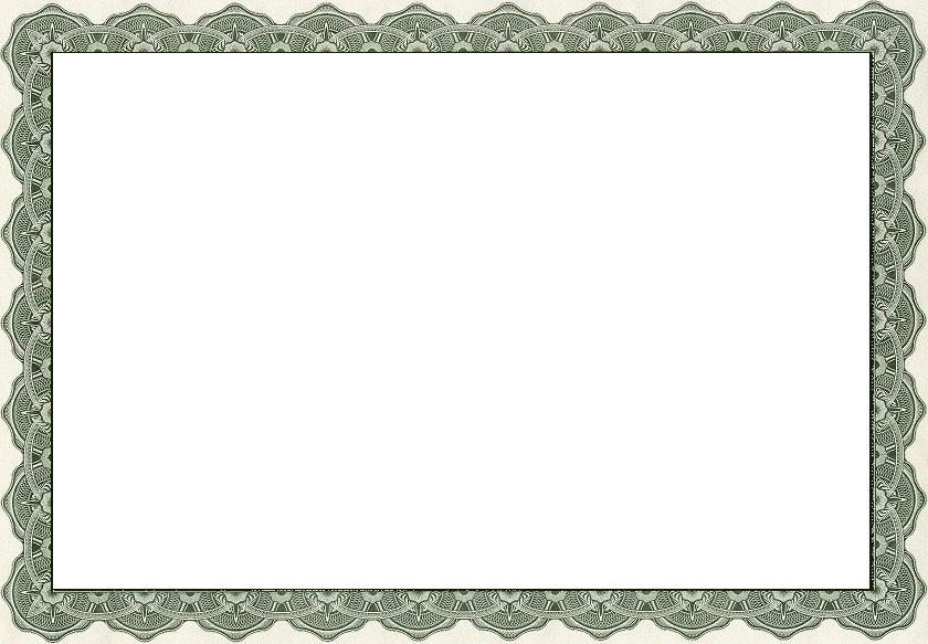 Free Certificate Borders, Download Free Clip Art, Free ...